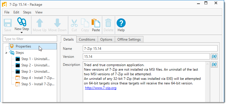 Help for PDQ Deploy